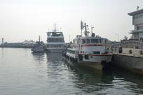 威海旅游码头
