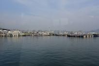 威海游船码头