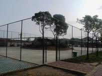 校园球场护栏