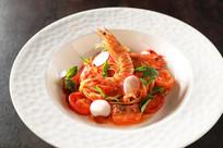 意式海鲜扁面套餐