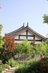 传统中式屋檐