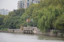 杭州运河北新关沿岸
