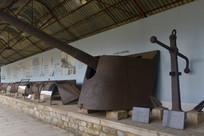 甲午海战纪念馆海战武器