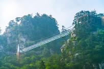 老界岭玻璃桥