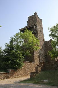苗族石头头房子子