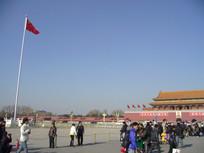天安门广场与城楼