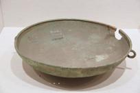 西周青铜盘