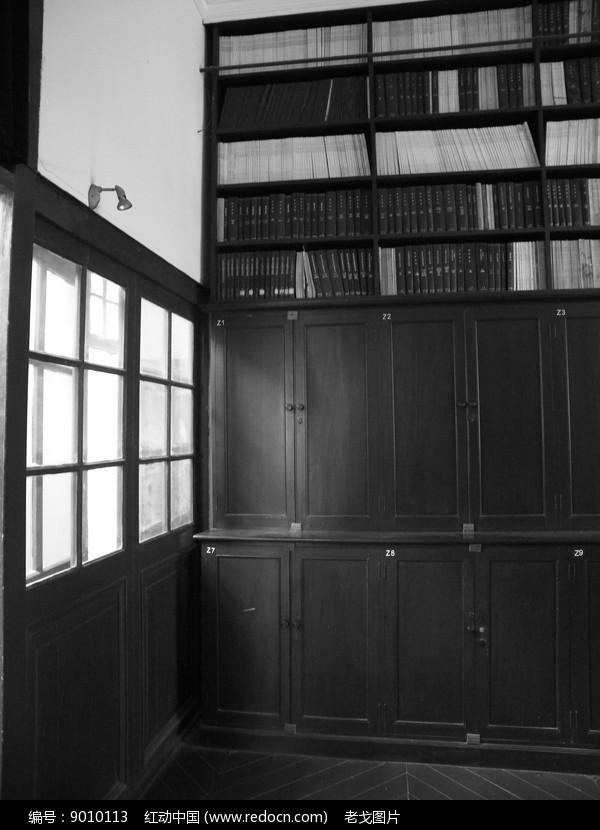 藏书室图片