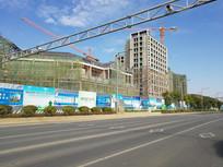 贵安新区楼房建筑工地