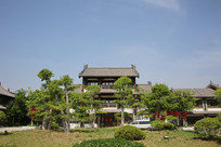 济南园博园外景