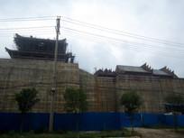 黎平古城墙恢复工程