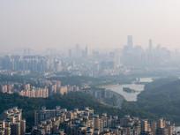 清晨的惠州