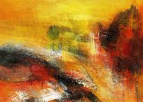 油画抽象画