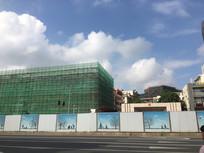 广州广外白云山西门外公路建筑