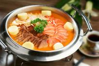 番茄牛肉锅仔