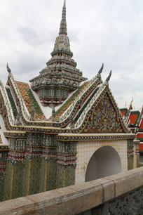 精美的泰国寺庙