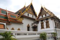 精美奢华的泰国宫殿