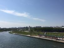克拉玛依河流