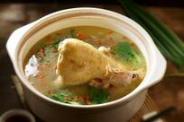 清炖竹林鸡汤