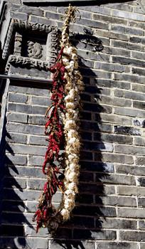 桃林沟墙面装饰