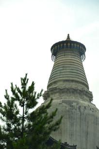 塔院寺大白塔