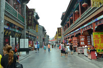 天津的古玩街