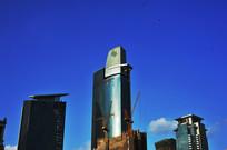 都市高层建筑