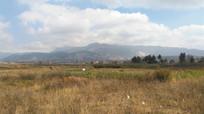 高山荒野风景