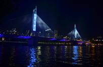 海印桥珠江夜景