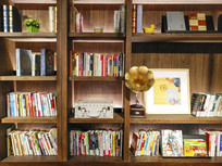 书柜设计展示