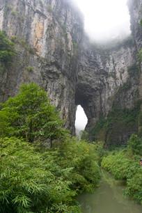 武隆天生三桥之青龙桥
