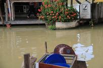 小船与小红花