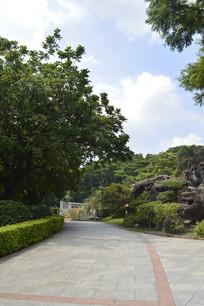云台花园奇石园