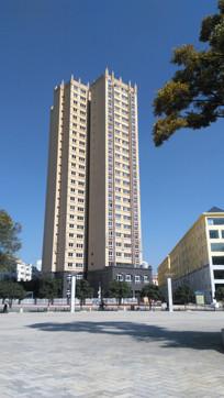 高楼大厦建筑