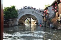 江南拱形桥建筑