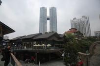 太古里高楼大厦