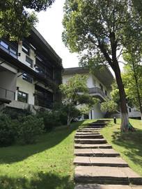 庭院式酒店