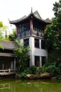 园林楼阁建筑