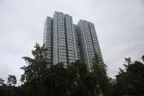 成都锦江区的高楼大厦