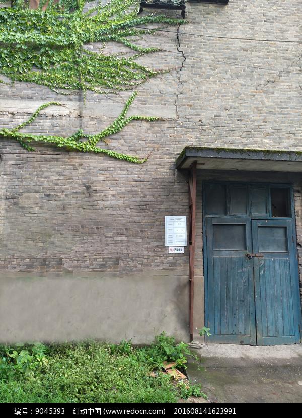 老房子摄影图图片
