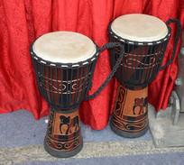 非洲手鼓拍击乐器