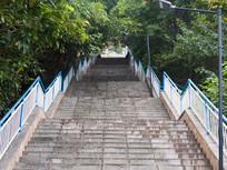 城市步行梯道