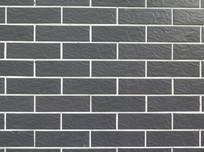 青灰色墙面砖平面背景素材