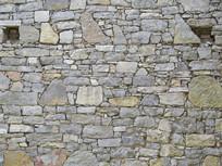 石墙平面背景