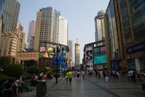 重庆解放碑商圈