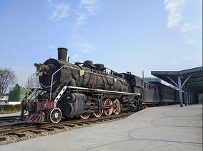 火车蒸汽时代