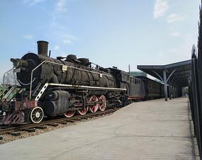 时代老火车