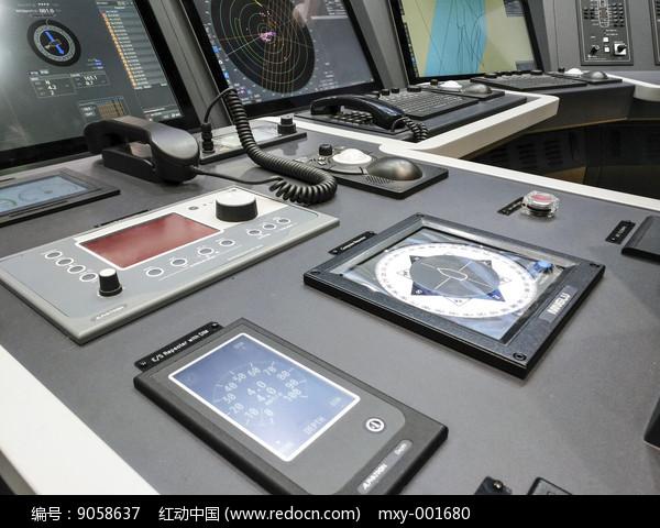 邮轮控制台图片