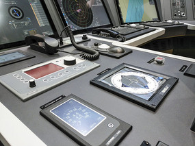 邮轮控制台