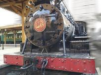 蒸汽式火车